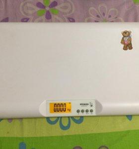 Детские весы Maman sbbc212