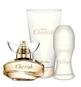 Парфюмерно-косметический набор Avon Cherish