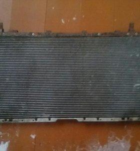 Радиатор кондиционера на ховер н3