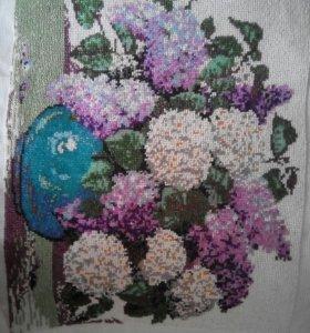 "Картина ""Цветочная ваза"""