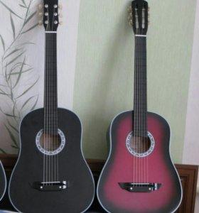 Новая гитара.