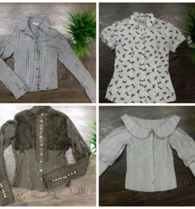 Блузки и рубашки 40-42