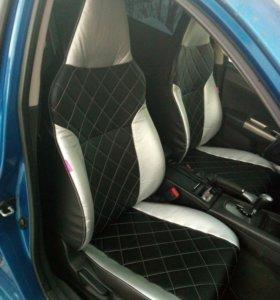 Авточехлы на Subaru Impreza