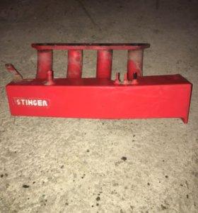 Ресивер стингер на 16 клапонный двиготель