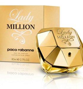 Lady Million от Paco Rabanne 80 мл