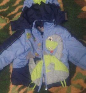 Комплект (куртка штаны) демисезонный