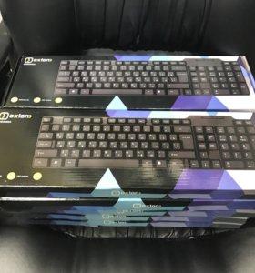 Продам клавиатуры для компьютера Oxion