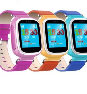 Детские часы умные новые