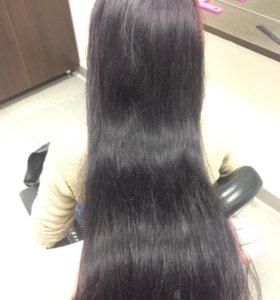 Полировка волос +экспресс лечение