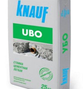 Стяжка Knauf UBO