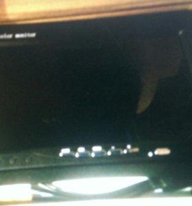 """Монитор 7 """"цветной TFT LCD 2 видеовхода (новый)"""