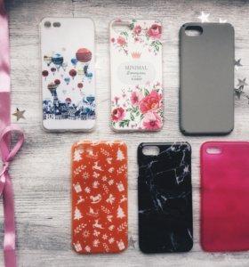 Чехлы для iPhone 7/7s