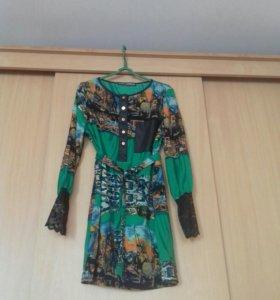 Платье ,42,реплика Dolce&Gabbana