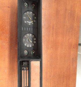 Панель приборов на ваз 2107