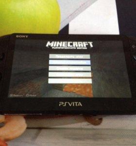 Sony PS Vita Slim PCH-2016 Black