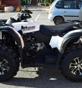 STELS ATV 600 LEOPARD модель 2017г