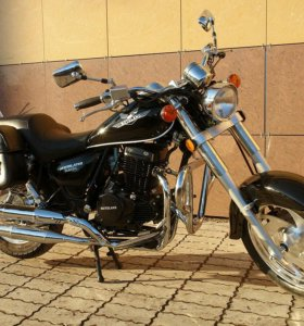 Мотоцикл MOTOLAND Classic 250