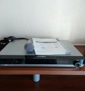 DVD +караоке LH-TK 3635