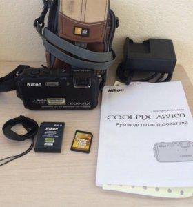фотоаппарат защищенный Nikon