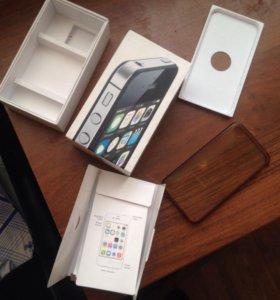 iPhone 4s 16gb бартер на Samsung