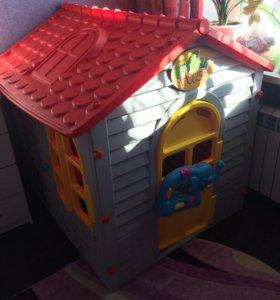 Дом детский