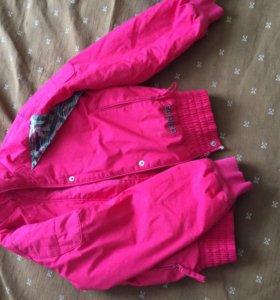 Куртка осенняя Adidas