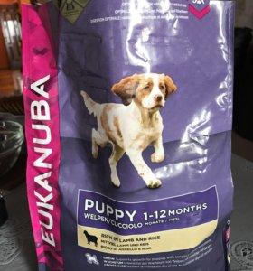 Продаётся корм Eukanuba Puppy&Junior