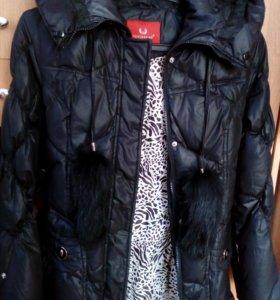 Пальто на синдипоне