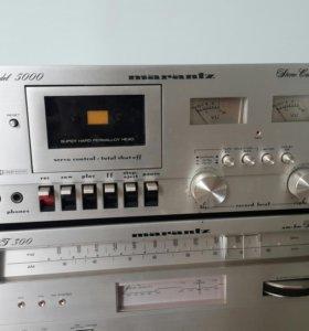 Магнитофон Marantz Model 5000