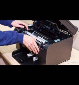 Принтеры, копиры, мфу заправка картриджей