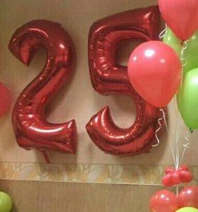 Продам цифры 25
