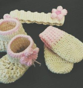 Комплект для новорожденного