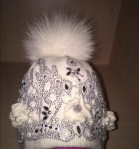Шикарная Детская шапочка