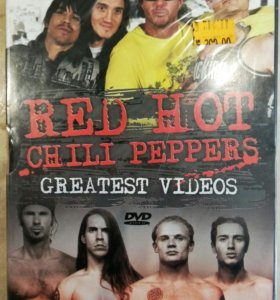 Red Hot Chilli Peppers - Greatest Videos '2003 DVD