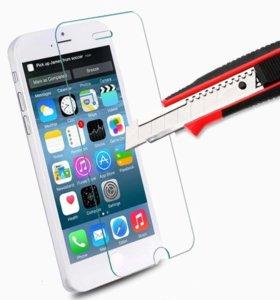 Защитные Стекла на iPhone 4 4s 5 5s se 6 6s 7