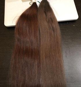 Волосы славянские 60/70 см