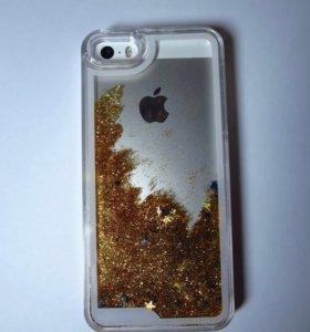 Чехол для iPhone 5s, 4s   Мобильный :89519358648