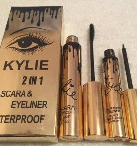 Kylie 2 в 1 тушь и подводка для глаз