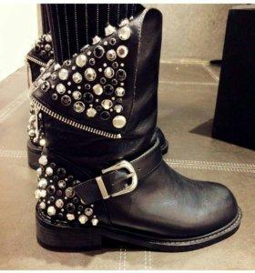 Ботинки Chanel. Размеры 36-40 новые