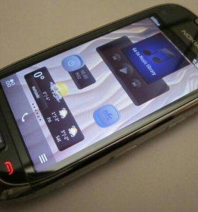 В идеале Nokia C7