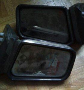 Боковые зеркала на ваз