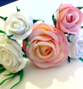 Розы на шпильках, Под заказ!!!!