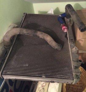 Радиатор охлажнения jzx100 тоурер v