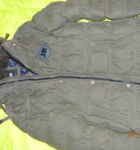 Куртка зима на холофайбере