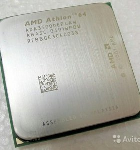 Процессор AMD Athlon 64 3500+ Socket 939
