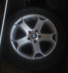 Продаю колеса на бмвх5