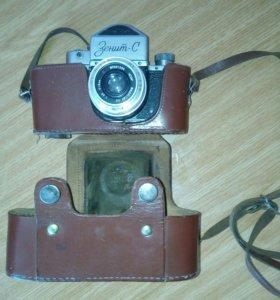 Фотоапарат 1957года