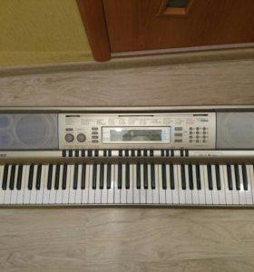 Синтезатор casio wk 200