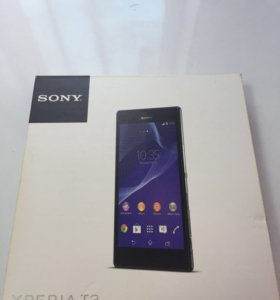 Мобильный телефон Sony experia t3