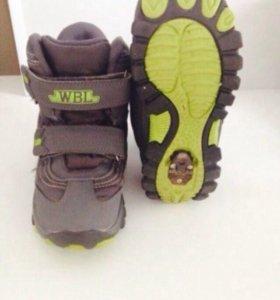 Зимние ботинки WBL